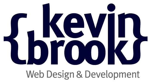 Kevin Brooks' Logo
