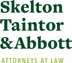 Skelton Taintor and Abbott Logo